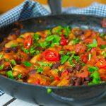 Baked Beans Rezept   Günstig & proteinreich