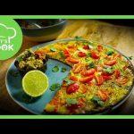 Einfaches Frittata Rezept mit Guacamole! (Omelett)