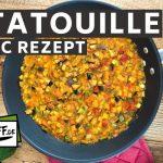 Ratatouille ganz einfach selbst kochen | Gemüse Beilage | Vegetarisch | Gemüse Pfanne | Lecker