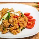 NASI GORENG original indonesisch - kochen mit DURGA + GEWINNSPIEL