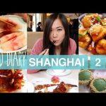 FOOD DIARY: Shanghai | Chinesisches Essen: Street Food, Hot Pot Rezept...Teil 2