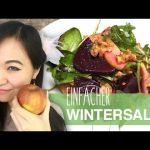 REZEPT: Wintersalat mit Avocado und Rote Beete