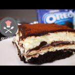 OREO Tiramisu | No Bake Oreo Schichtkuchen | Schoko Lasagne | Kikis Kitchen